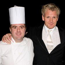 Alan and Gordon Ramsay