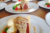 The perfect Autumn wedding sweet.... sticky toffee pudding