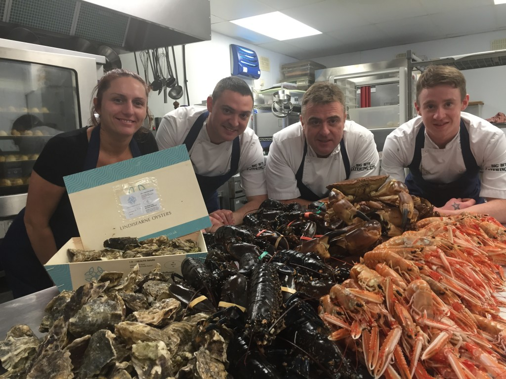 with the shellfish 9.07.16